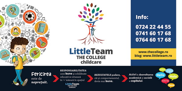 Little Team THE COLLEGE childcare