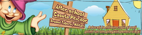 Casuta Piticilor - After School