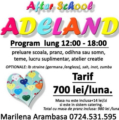 After School Adeland