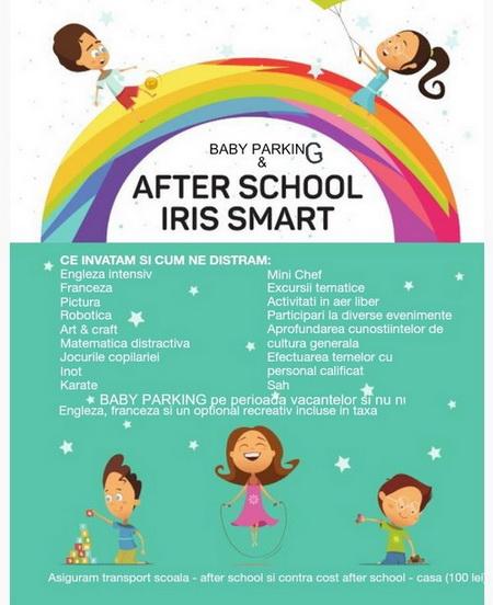 After School Iris Smart