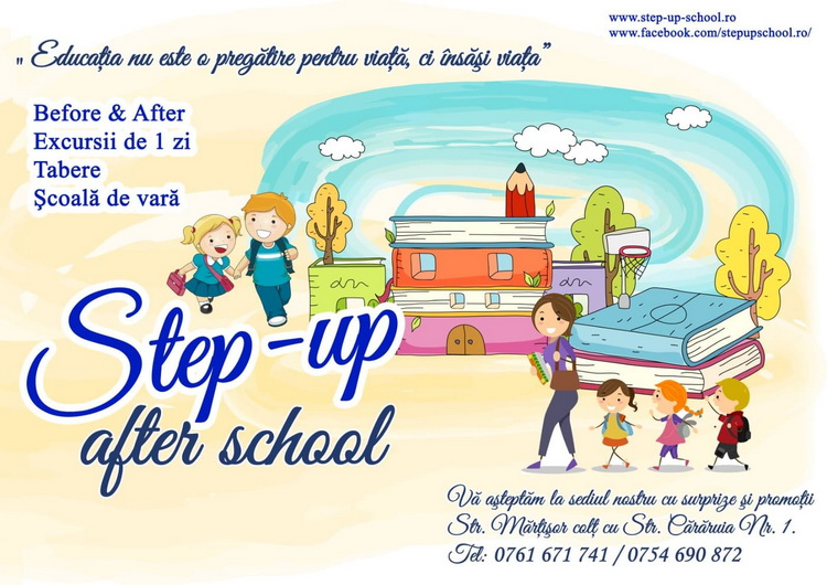 Step Up After school