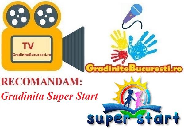 TV-GradiniteBucuresti.ro RECOMANDA Gradinita Super Start