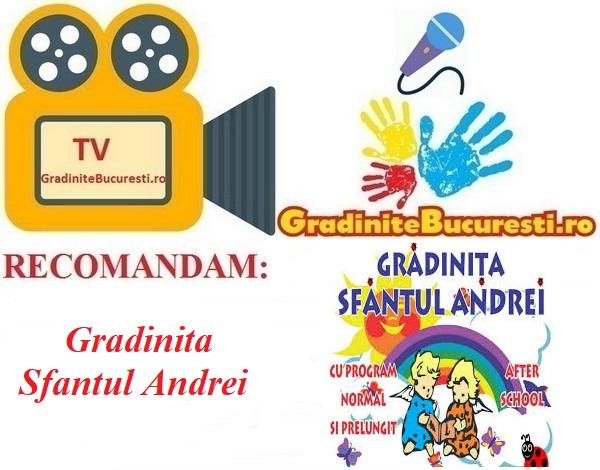 TV-GradiniteBucuresti.ro RECOMANDA Gradinita Sfantul Andrei