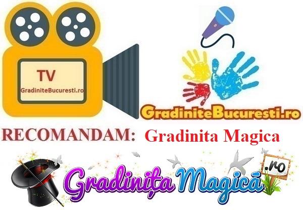 TV-GradiniteBucuresti.ro RECOMANDA Gradinita Magica