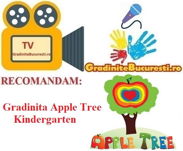TV-GradiniteBucuresti.ro RECOMANDA Gradinita Apple Tree Kindergarten