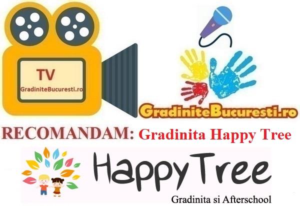 TV-GradiniteBucuresti.ro RECOMANDA Gradinita Happy Tree