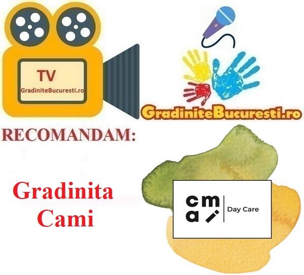 TV-GradiniteBucuresti.ro RECOMANDA Gradinita Cami