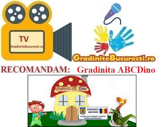 TV-GradiniteBucuresti.ro RECOMANDA Gradinita ABCDino