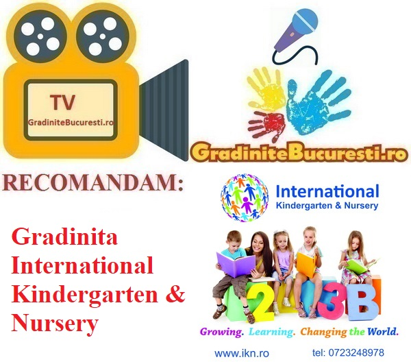 Gradinita International Kindergarten & Nursery