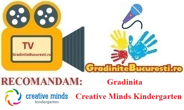 Gradinita Creative Minds Kindergarten