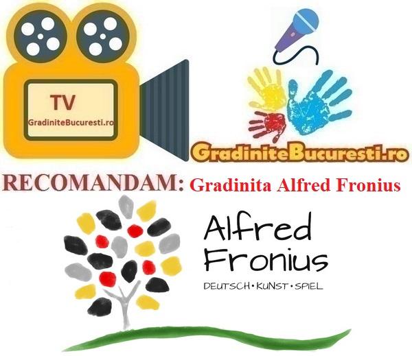 Gradinita Alfred Fronius