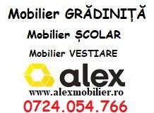 AlexMobilier ~ Mobilier metalic si de uz didactic