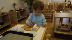 Gradinita Kids at work - Montessori Education