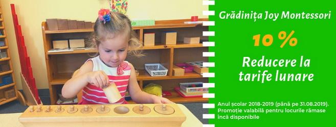 Gradinita Joy Montessori