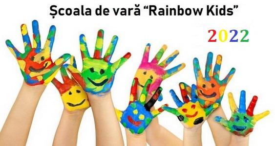 Scoala de Vara Rainbow Kids