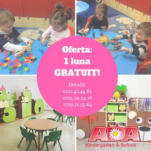 Ada Kindergarten & School
