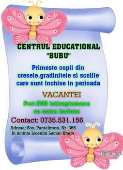 Centrul Educational BUBU
