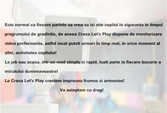 Cresa Let's Play