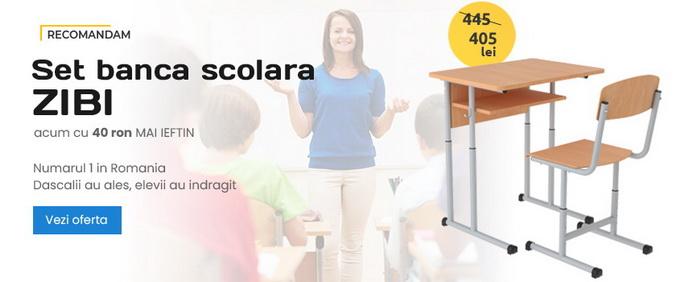 Producator de mobilier pentru salile de clasa si gradinite - Mobman.ro