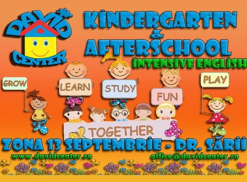 David Center - Kindergarten & Afterschool