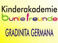 Kinderakademie Bunte Freunde - Gradinita & AfterSchool GERMANA