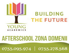 Young Academics, after school Sector 1, after school zona Domenii, scoala de vara sector 1, activitati pentru copii sector 1